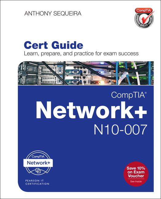 sequeira powerpoint slides for comptia network n10 007 authorized