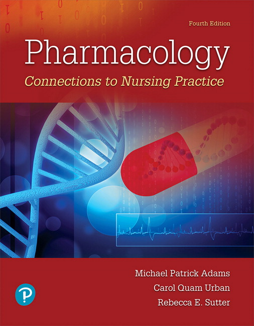 Adams Urban Pharmacology Connections To Nursing Practice