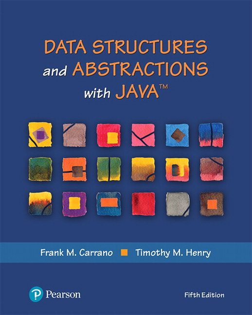 Data Structures and Abstractions with Java (Subscription)