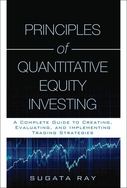 Quantitative trading strategies amazon