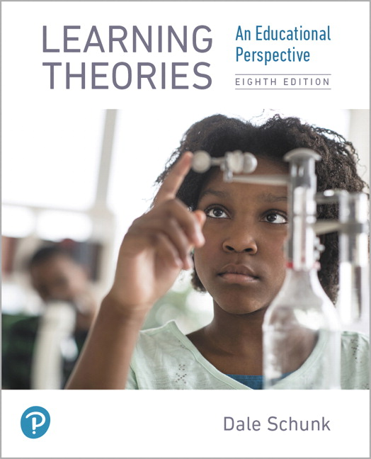 Learning Theories: An Educational Perspective, 8th Edition
