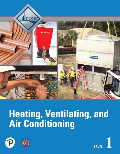 NCCER HVAC Level 1 Pearson