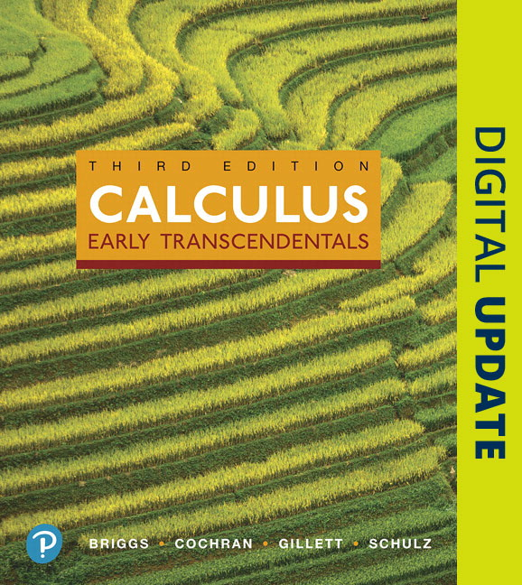 Calculus: Early Transcendentals, 3rd Edition