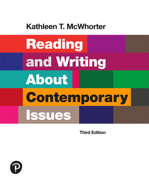Reading and Writing About Contemporary Issues, 3rd Edition