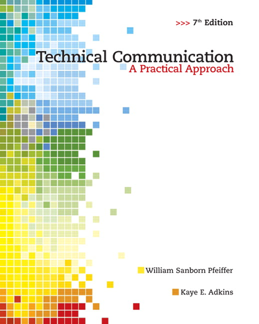Technical Communication: A Practical Approach, 7th Edition