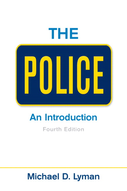 Police, The: An Introduction, 4th Edition