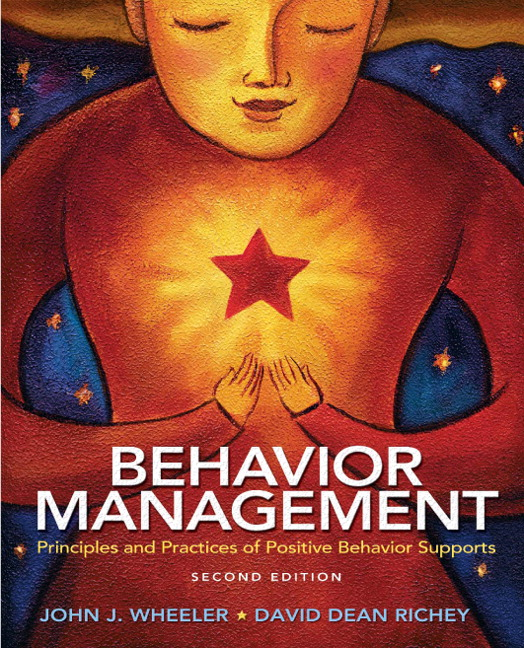 principles and practices of management behaviour Key principles of aba (kerr & nelson, 2010) in managing classroom behavior and designing intervenons, it is crical that  management instead, the.