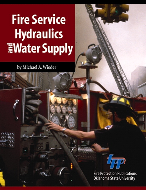 IFSTA Fire Service Hydraulics And Water Supply 2nd Edition