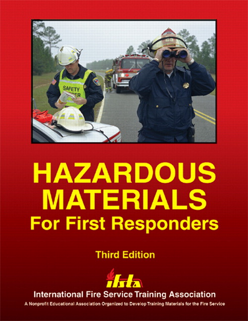 Ifsta Hazardous Materials For First Responders 4th Edition Pearson