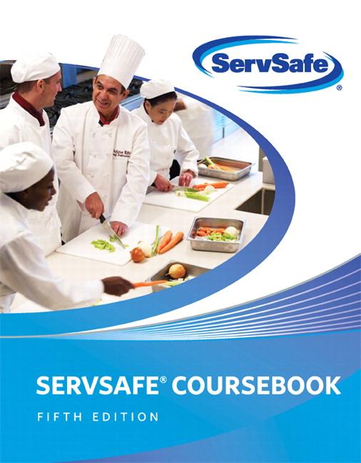 National Restaurant Association, ServSafe Coursebook (text ...