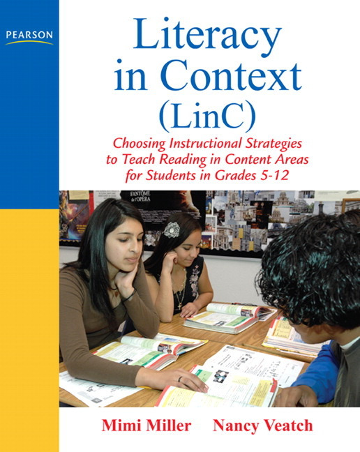 Miller Veatch Literacy In Context Linc Choosing Instructional