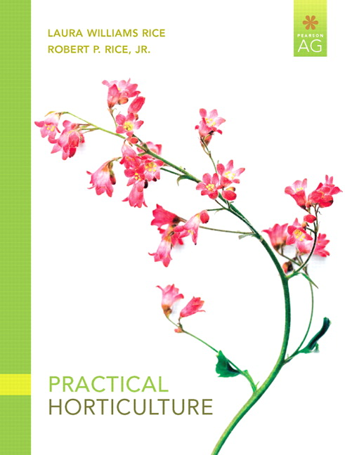 Rice Rice Practical Horticulture 7th Edition Pearson