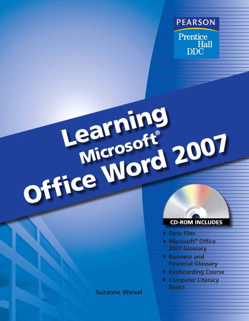 how to learn ms word 2007