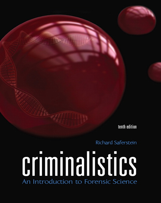 Saferstein criminalistics an introduction to forensic science criminalistics an introduction to forensic science 10th edition fandeluxe