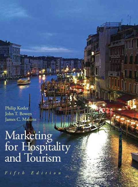 marketing for hospitality tourism