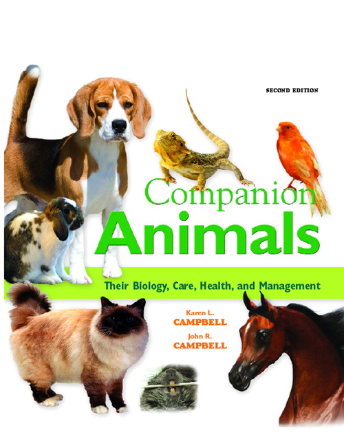 Companion Animals: Their Biology, Care, Health, and Management, 2nd Edition