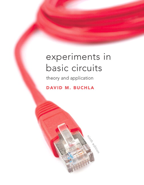 Buchla, Lab Manual for Principles of Electric Circuits: Conventional ...