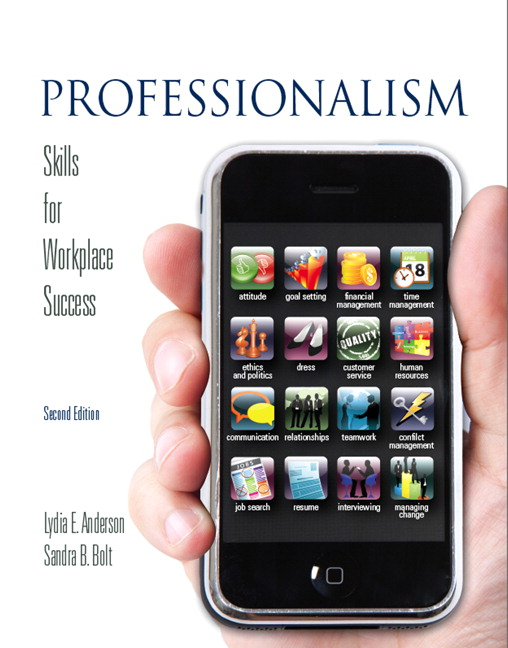 Professionalism: Skills For Workplace ...  Professionalism In The Workplace