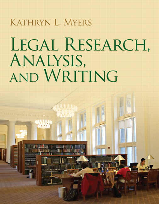 legal research and writing paper Legal research, writing, and analysis - in this essay we will discuss the process of legal research, writing, and analysis this page is brought to you by legal research paper sample the owl at purdue ( extended essay in literature.