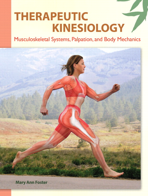 Therapeutic Kinesiology:Musculoskeletal Systems, Palpation, and Body Mechanics
