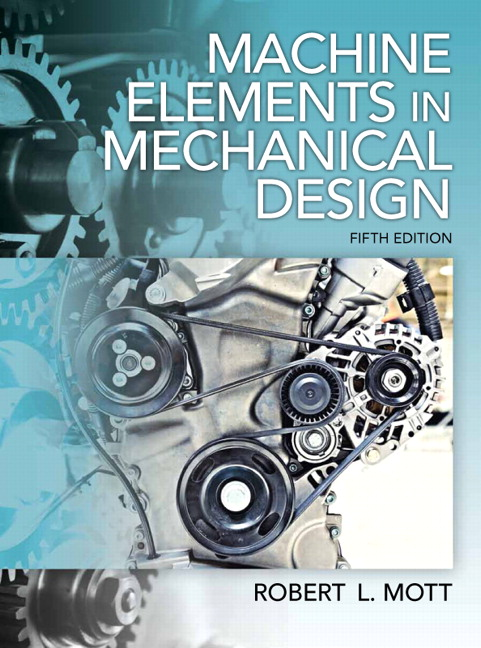 Machine Elements In Mechanical Design Th Edition Solutions Pdf
