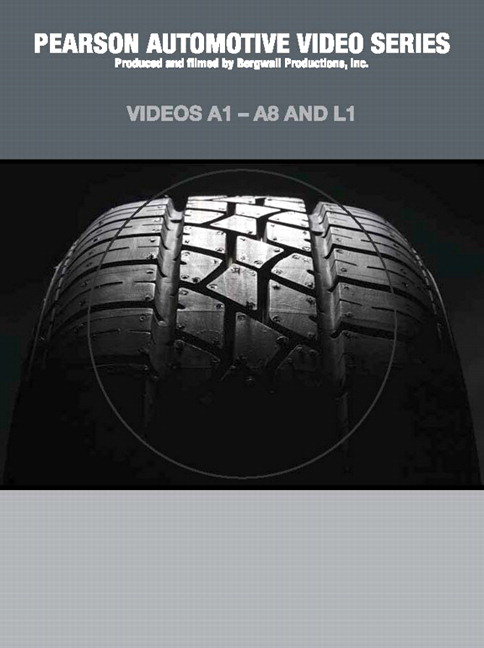 Automotive Video Library - Combined DVD