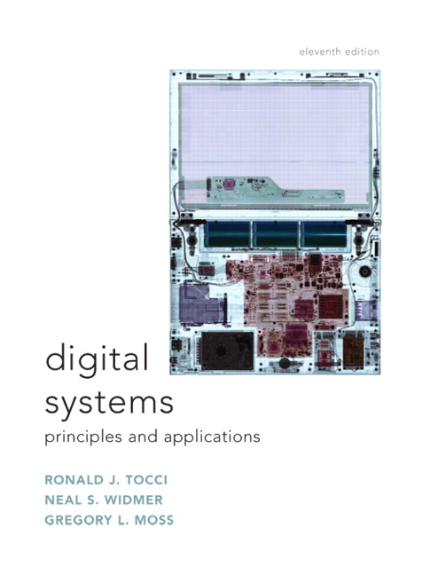 Tocci widmer moss digital systems principles and applications digital systems principles and applications 11th edition fandeluxe Gallery
