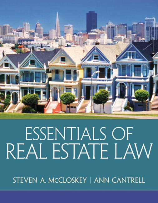 Concurrent Ownership Property Law