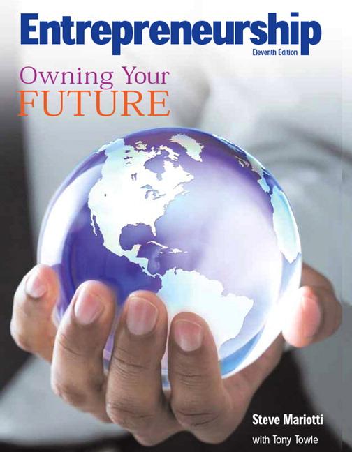 Mariotti & Mariotti, Entrepreneurship: Owning Your Future