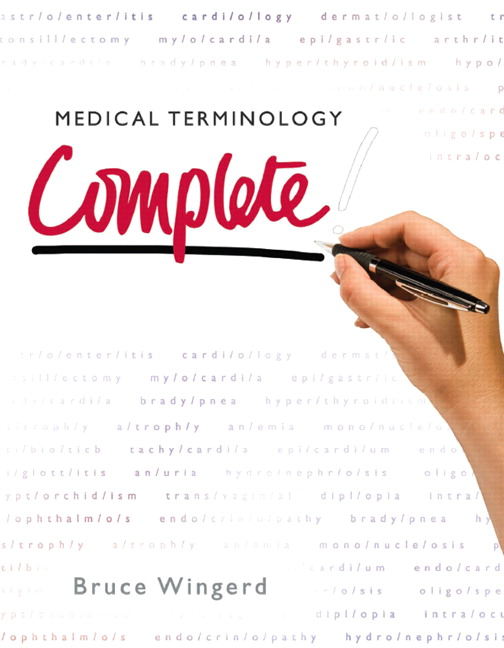 medical terminology research paper