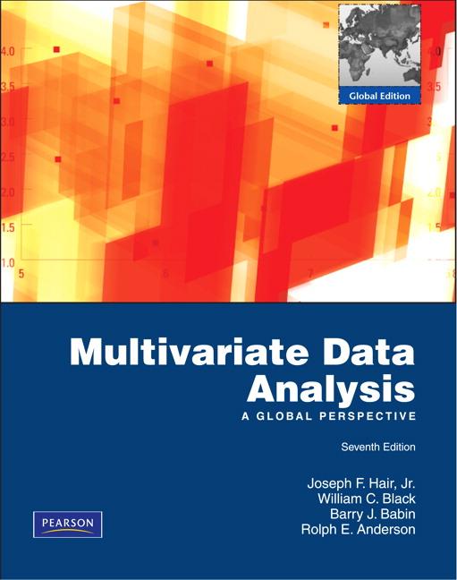 Multivariate Data Analysis: Global Edition, 7th Edition