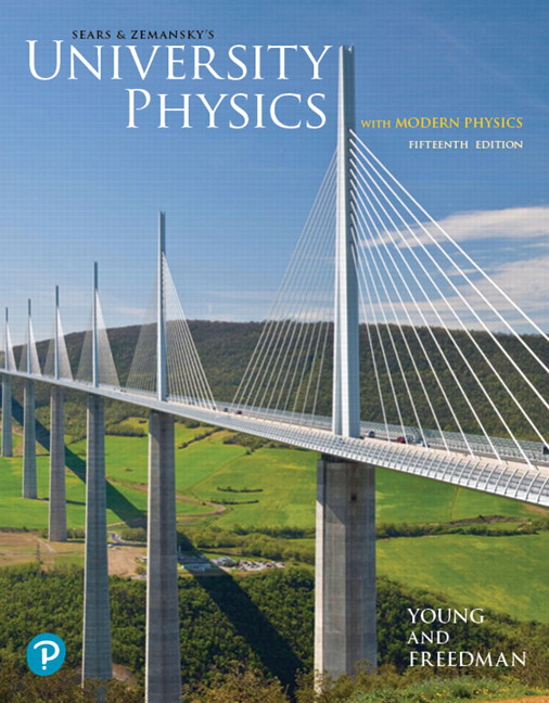 Young & Freedman, University Physics with Modern Physics