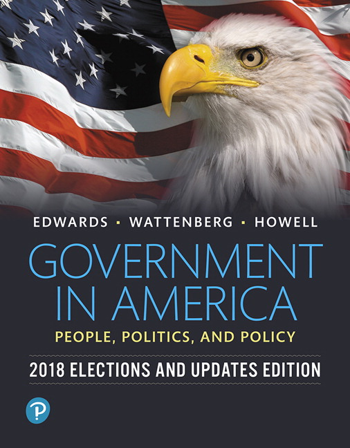 Revel for Government in America: People, Politics, and Policy, 2018 Elections and Updates Edition -- Access Card, 17th Edition