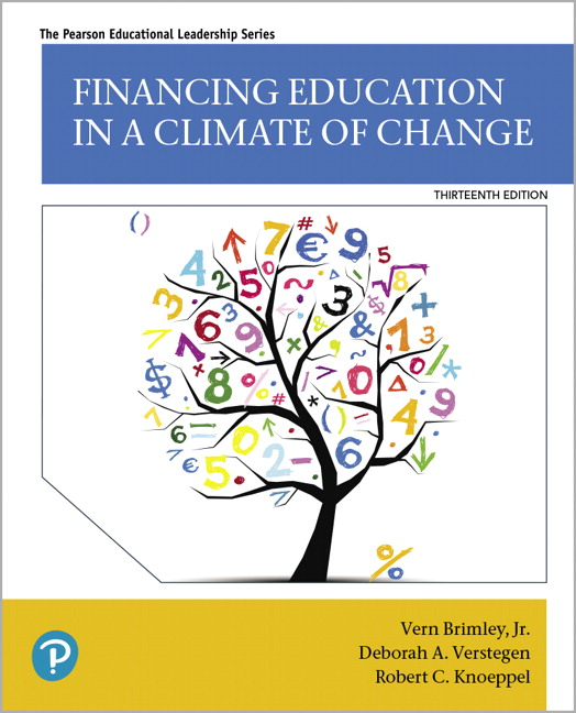 Financing Education in a Climate of Change, 13th Edition