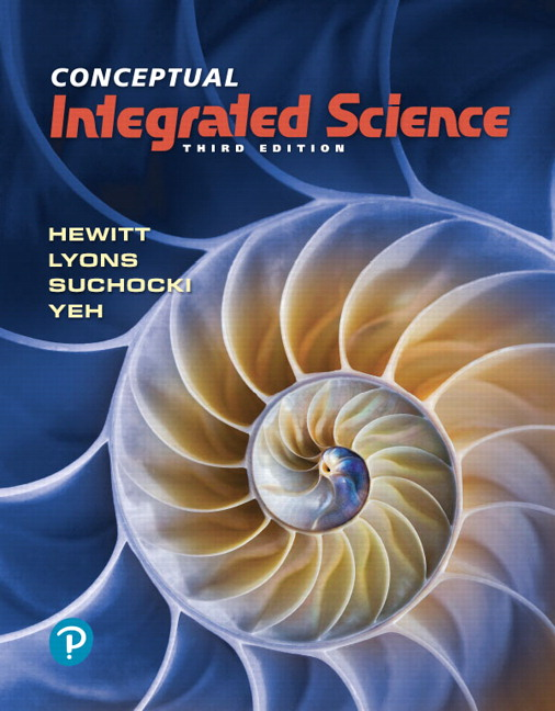Conceptual Integrated Science, 3rd Edition