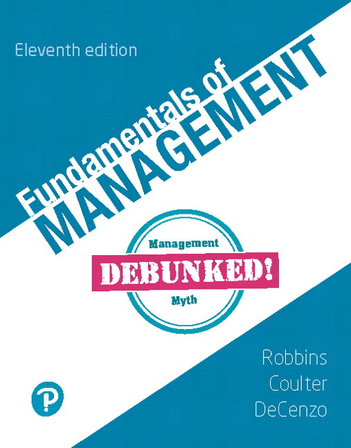Fundamentals of Management [RENTAL EDITION], 11th Edition