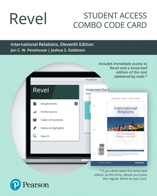 Revel for International Relations -- Combo Access Card