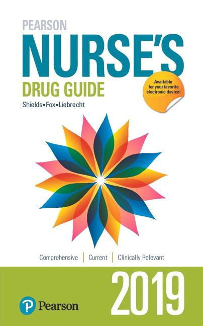 Pearson nurses drug guide 2018 (pearson nurse's drug guide.