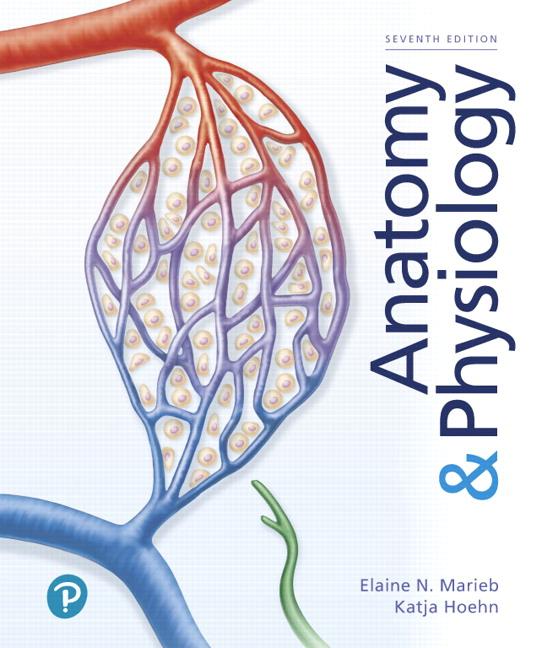 Marieb Hoehn Anatomy Physiology 7th Edition Pearson