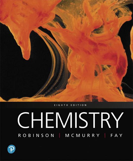 Robinson McMurry Fay Chemistry 8th Edition Pearson