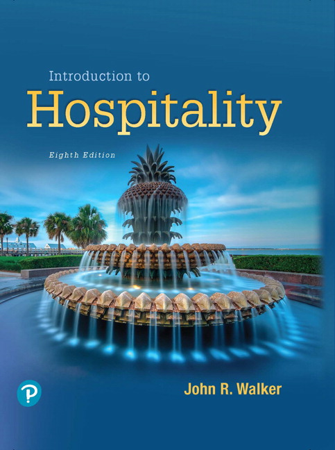 Introduction to Hospitality, 8th Edition