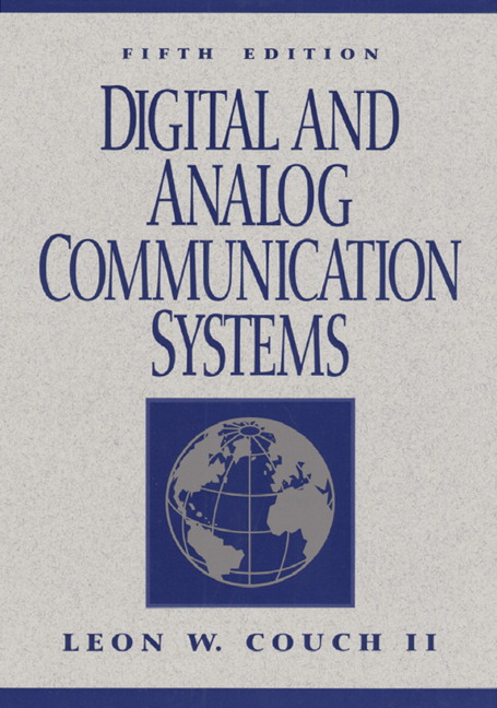 analog communication and digital communication