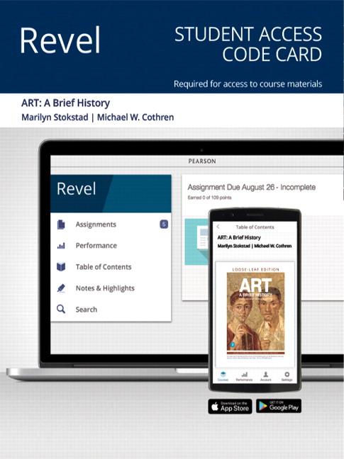 Art: A Brief History, 7th Edition