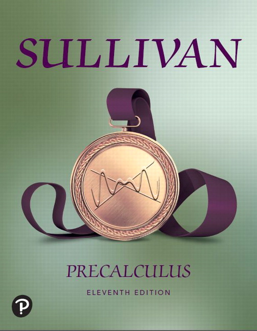 Precalculus, 11th Edition