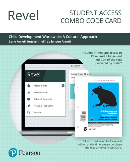 Revel for Child Development Worldwide: A Cultural Approach -- Combo Access Card