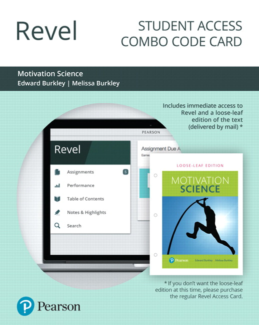 Revel for Motivation Science -- Combo Access Card