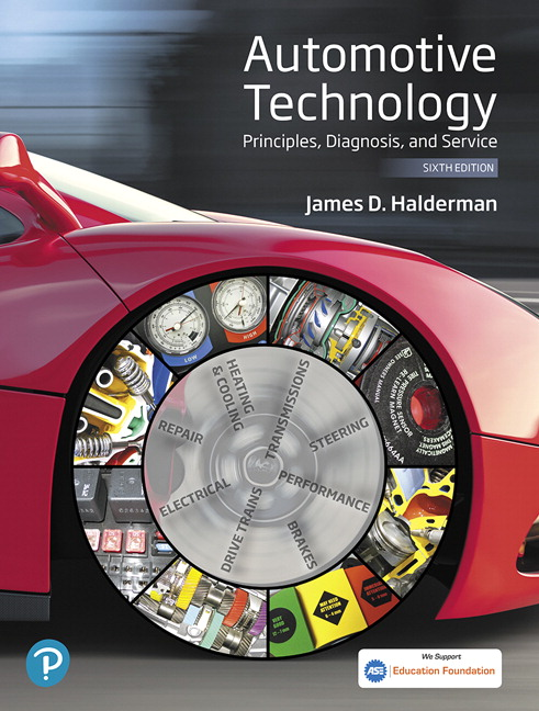 Automotive Technology: Principles, Diagnosis, and Service (Subscription)