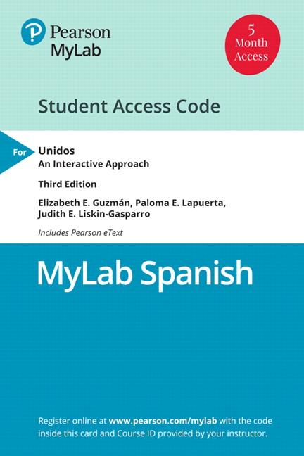 Unidos: An Interactive Approach, 3rd Edition