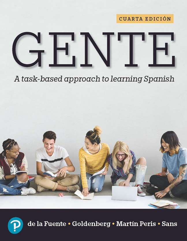 Gente: A task-based approach to learning Spanish (Subscription)