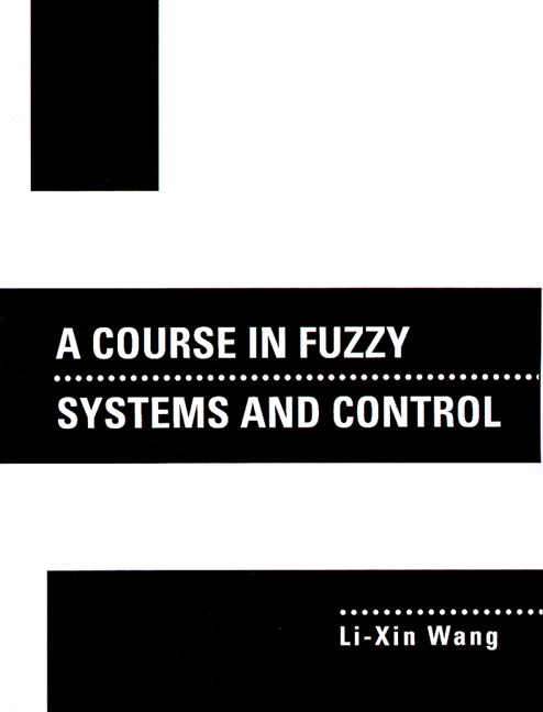 wang course in fuzzy systems and control a pearson rh pearson com Li Wang Utah Lin Wang